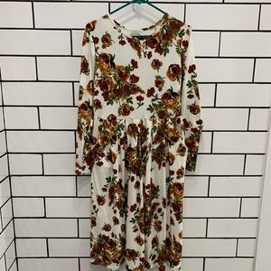 Neesee's Cotton Fall dress with pockets !